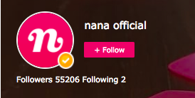 nana official