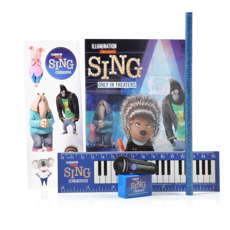 sing-stationery