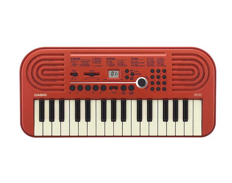 casio mini key
