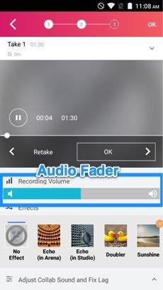 audio-fader
