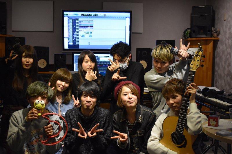 nana荘レコーディング