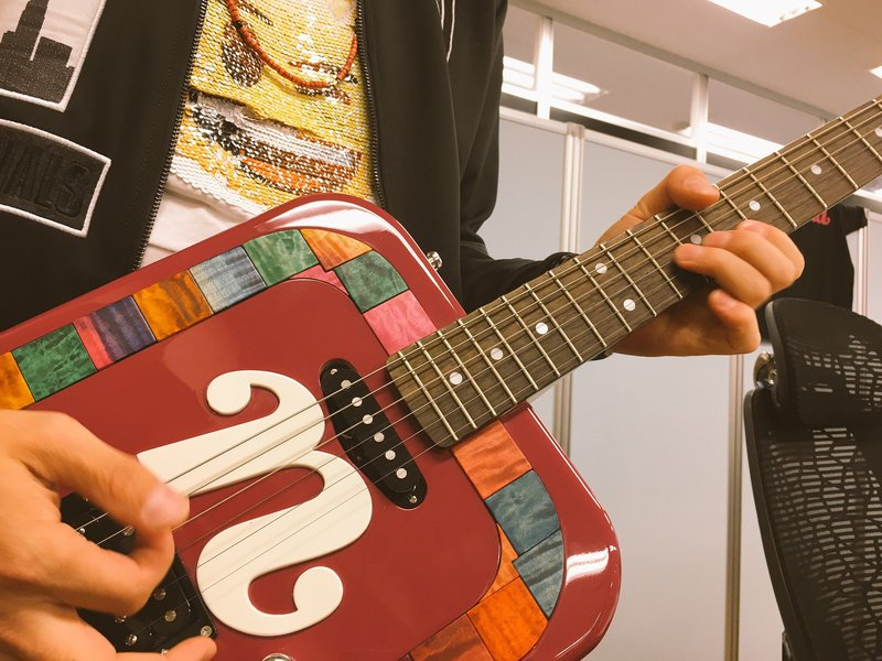 nanaギター